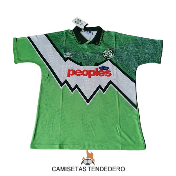 camiseta celtic retro segunda 1991-1992